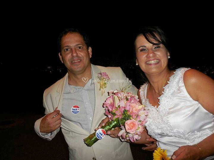 Casamento Patrícia e André