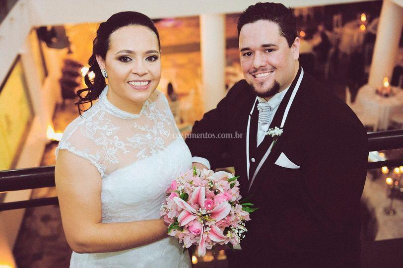 Casamento Roberta e Neto