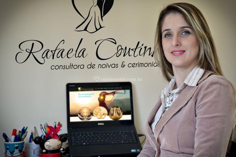 Rafaela Coutinho - Cerimonialista & Consultora de Noivas