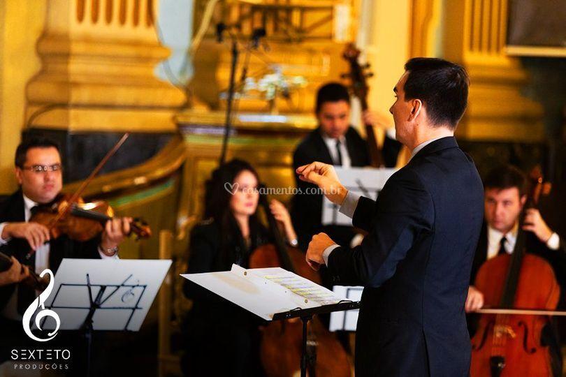 Orquestra completa