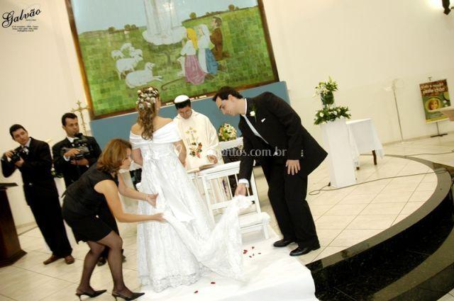 O cuidado no altar
