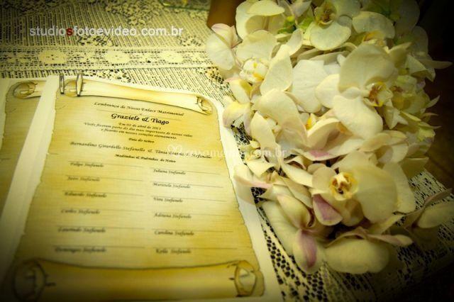 Pergaminho da noiva