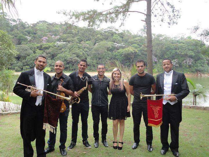 Coral e orquestra