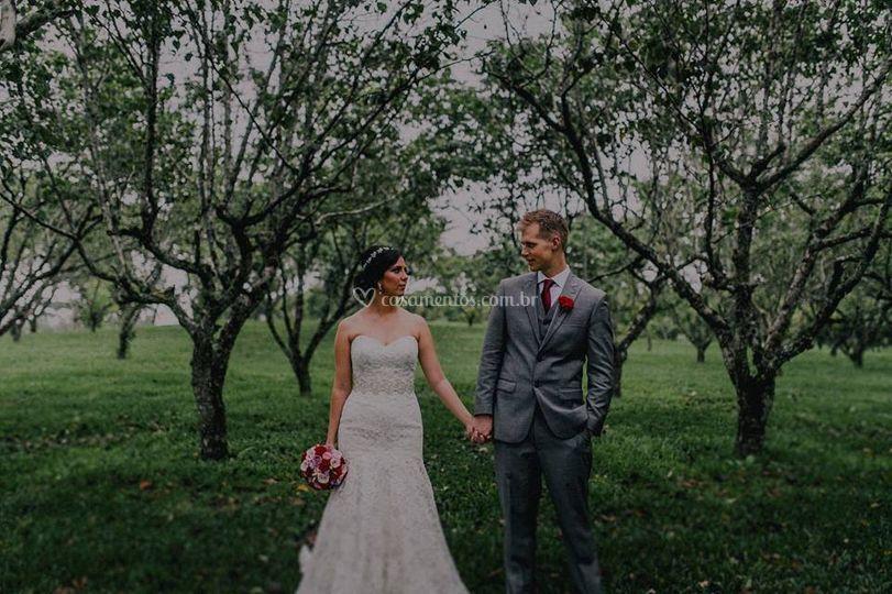 Casamento Geo e Andrew