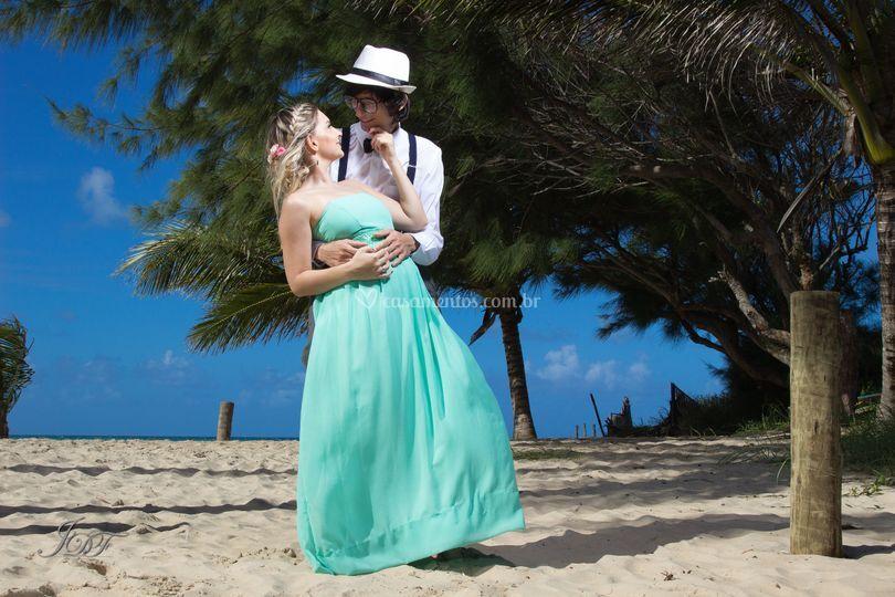 Portfólio pré-wedding