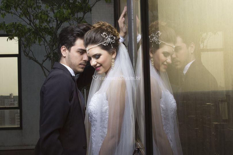 Portfólio ensaio pós-casamento