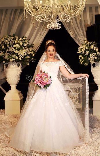Noiva Bruna