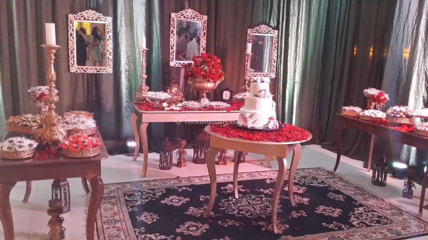 Mesa da Noiva 1
