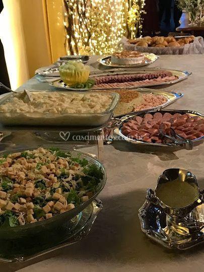 Mesa fria buffet helvetia