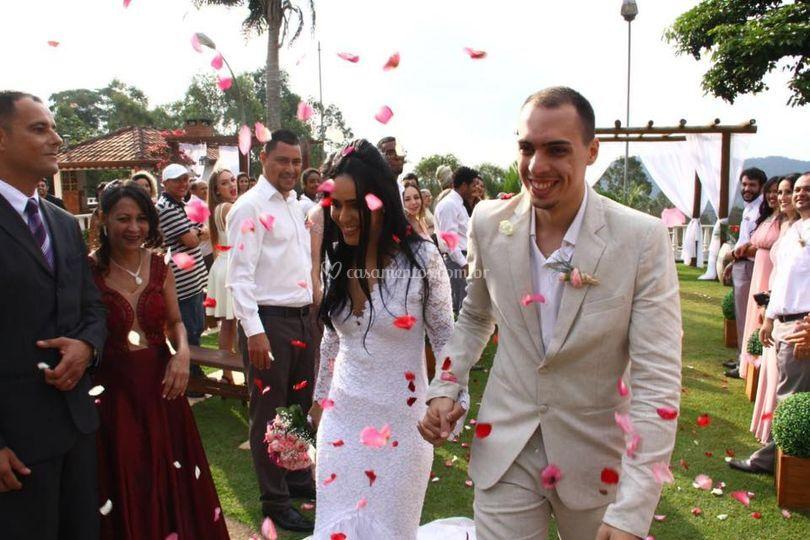 Casamento Pamila e Estevan