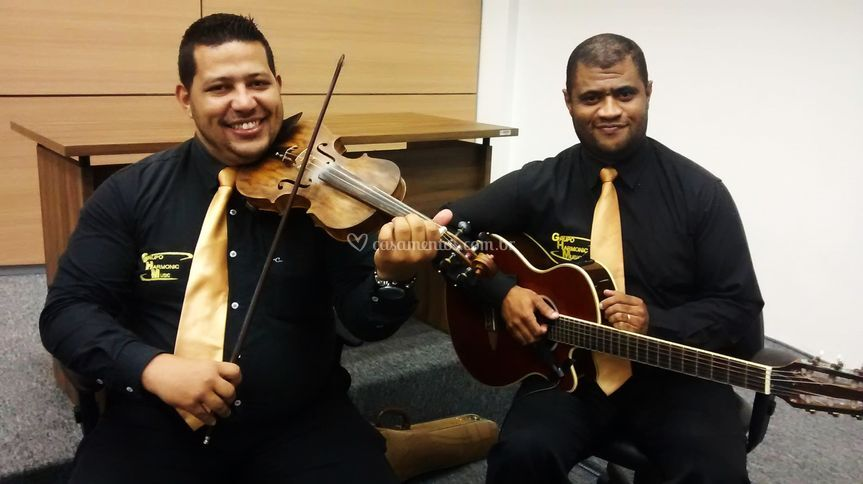Violino e Violão