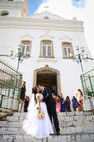 Igreja matriz de Maricá