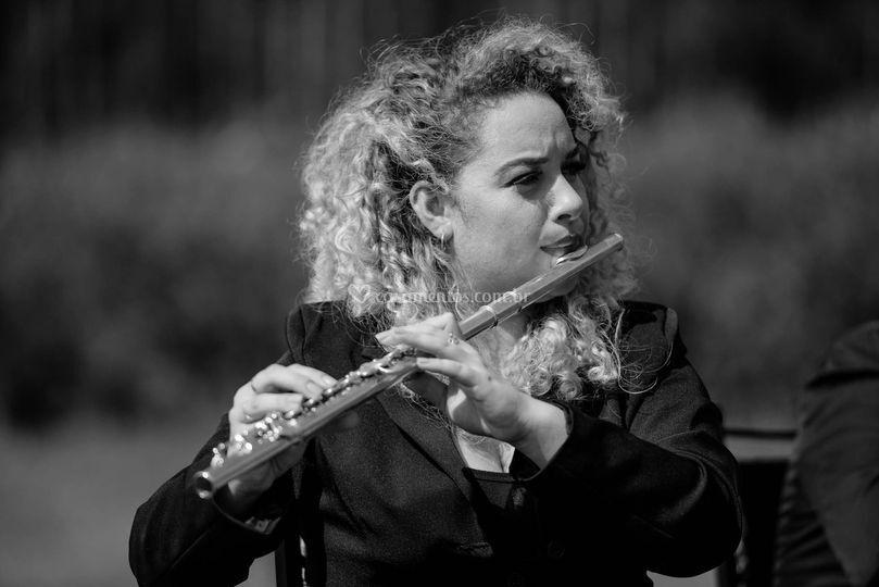 Flautista: Ana C. Bernardes
