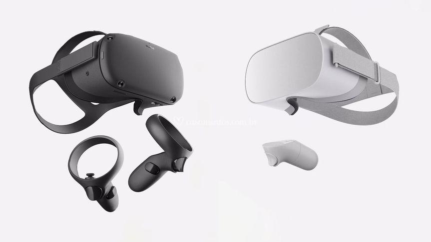 Oculus Go e Quest