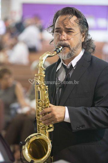 Marcelo Carvalho Saxofonista