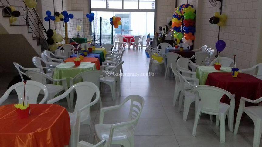 Espaço de Festas DNA
