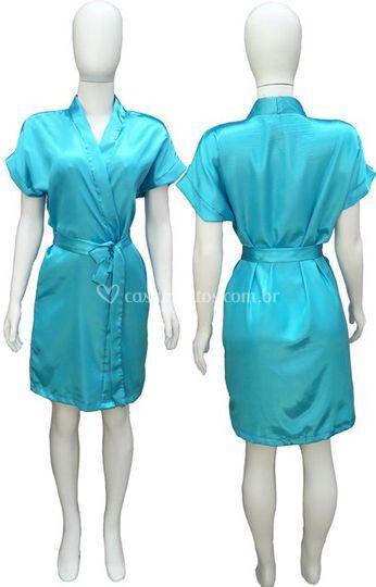 Robe Noiva Azul Tiffany