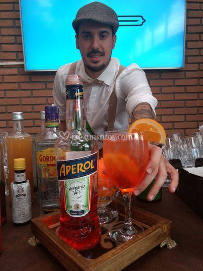 Bar especial(Drinks italianos)