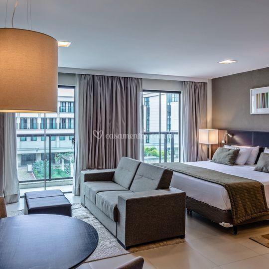 Suite Luxo
