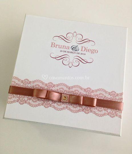 Box - Bruna ❤️ Diego