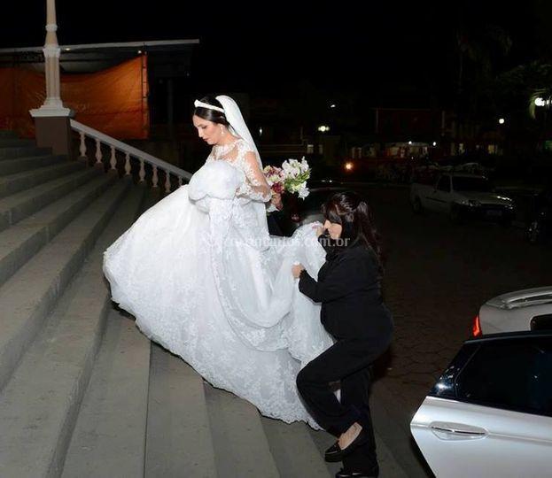 Cuidado com a noiva