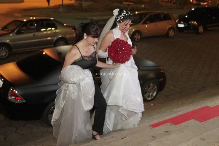 Primeira noiva da minha vida