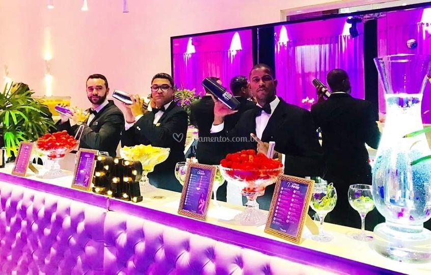 Trinton Class Bartenders