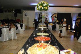 Buffet Rosa de Saron