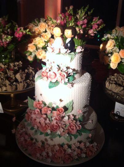 Divine Cake Designs Dorado : Bolos Divine Cake Design