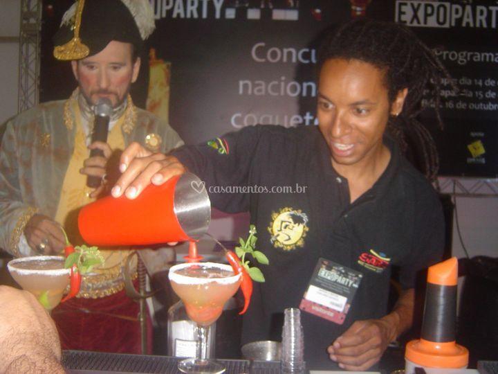 Concurso de drinks