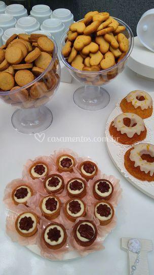 Mesa de Café/Digestivos