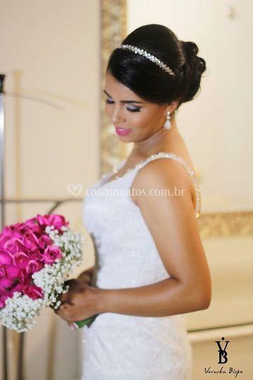 Noiva Vanessa Amorim