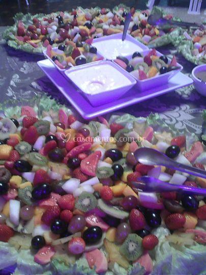 Buffet/saladas