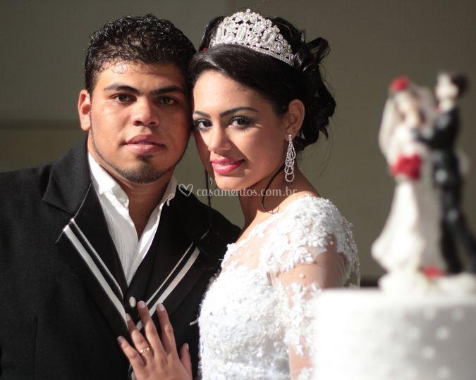 Casamento Carlos e Jaqueline