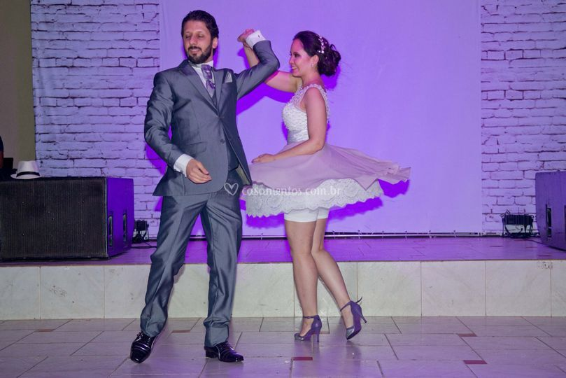 CIa Danceria Felipe e Renata