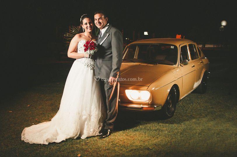 Casamento Marina e Abel