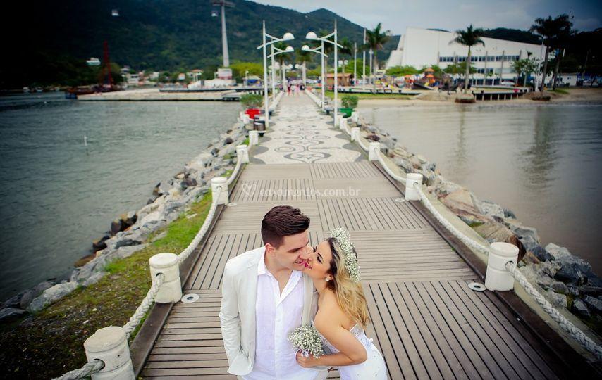Ensaio Rafael e Ana