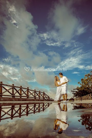 Pré-Wedding - Praia