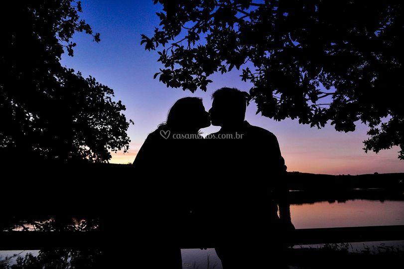 Pré-Wedding - Pôr do Sol