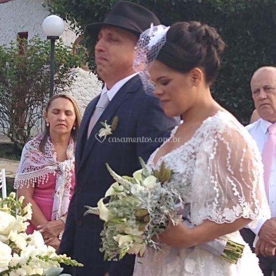 Raquel e Jose Aldo