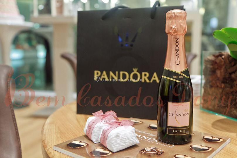 Pandora e Bem Casados Dany