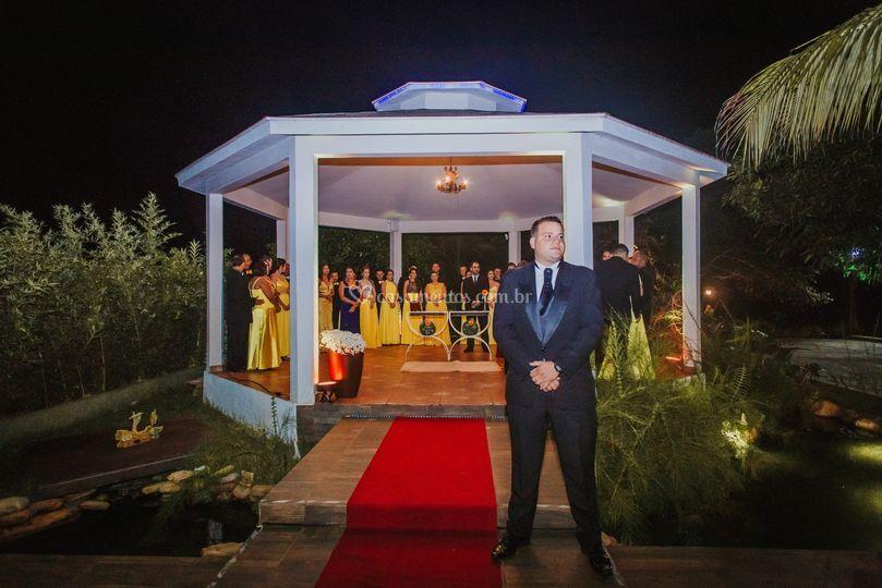 Espera da noiva