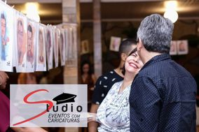 Studio Eventos com Caricaturas
