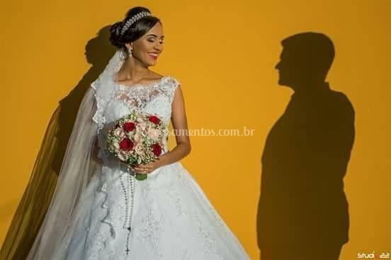 Noiva Tamyres