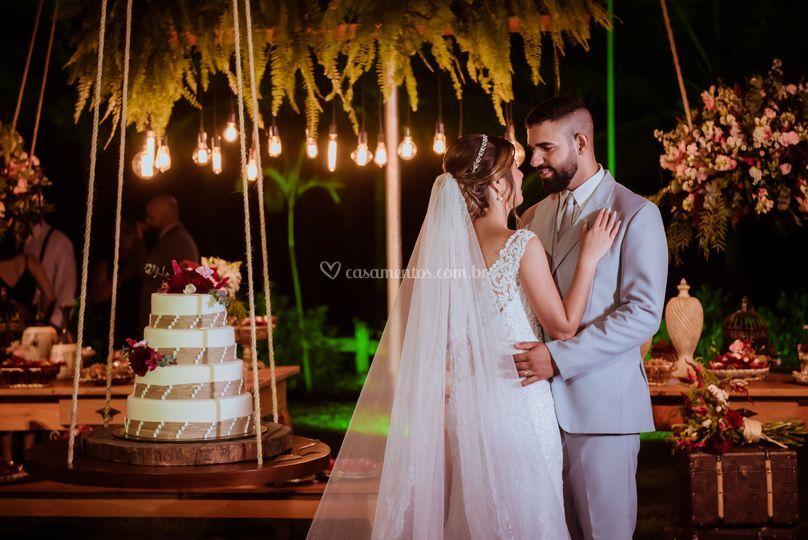 Wedding - Thamires e André