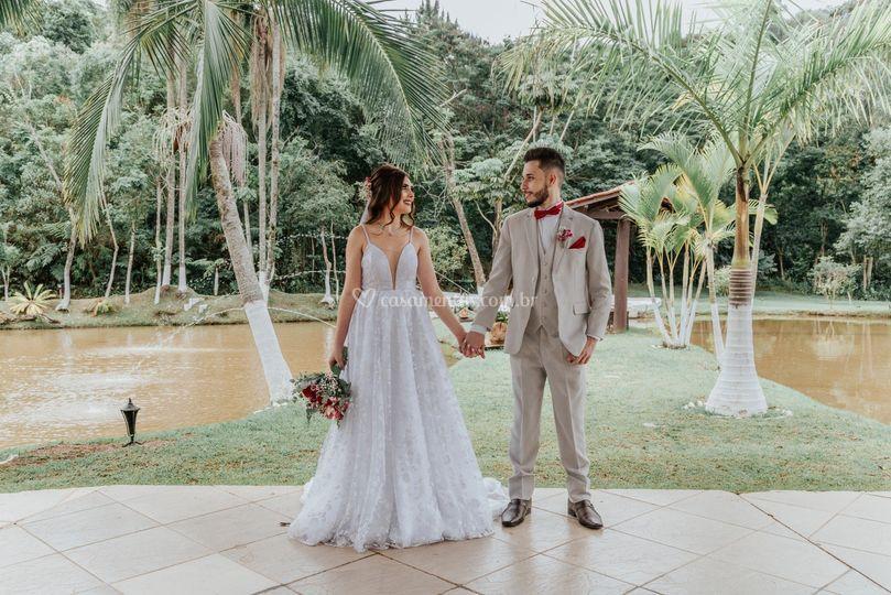 Casamento Campo