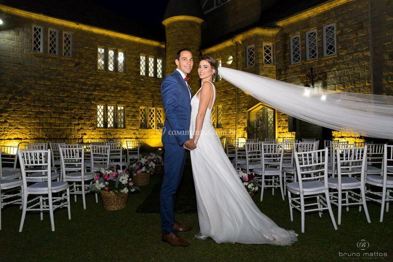 Casamento Castelo