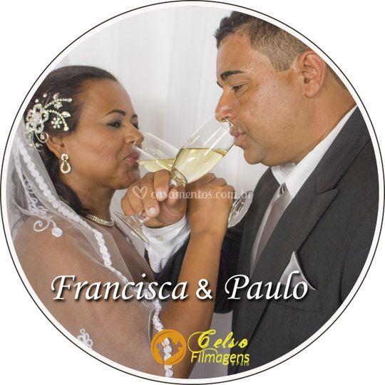 Casamento de Francisca e Paulo
