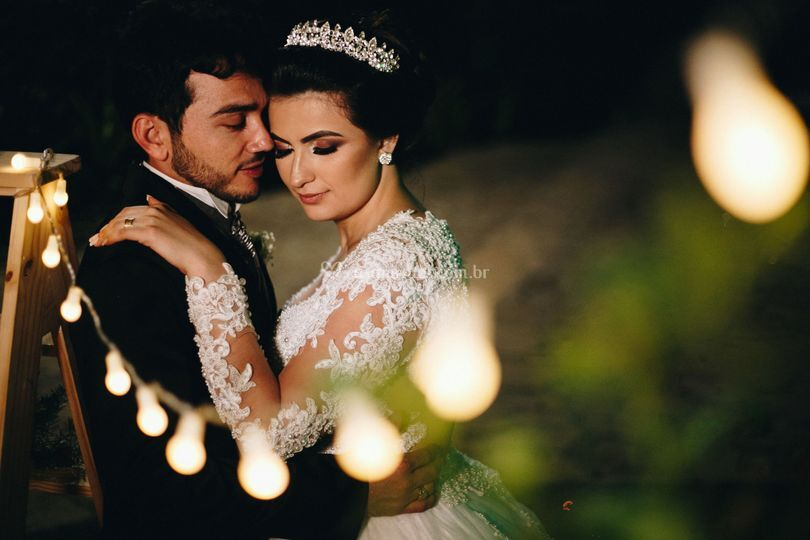 Retrato de noivos