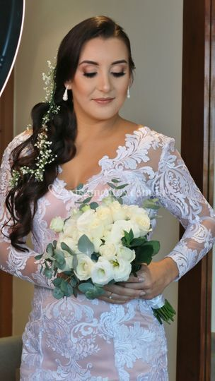 Noiva Vanessa Gomes